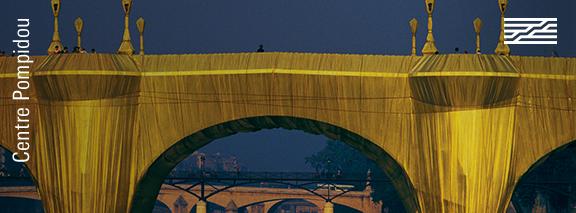 Christo et Jeanne-Claude. Paris !