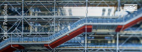 Centre Pompidou / © Manuel Braun